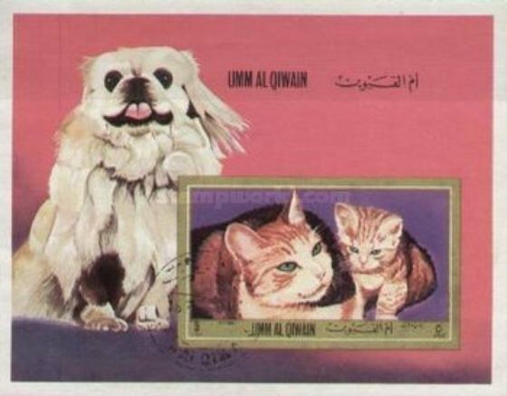 [Airmail - Dogs and Cats, тип ]