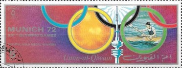 [Airmail - Olympic Games - Munich, Germany, тип AAT]