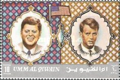 [John F. Kennedy and Robert F. Kennedy, тип RX]