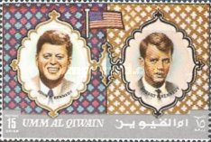[John F. Kennedy and Robert F. Kennedy, тип RY]