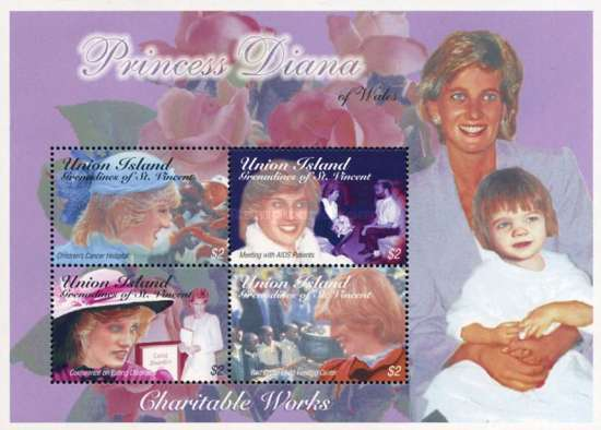 [The 5th Anniversary of the Death of Princess Diana, type ]