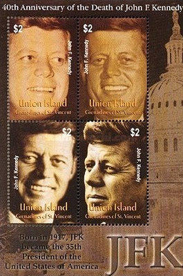 [The 40th Anniversary of the Death of John F. Kennedy, type ]