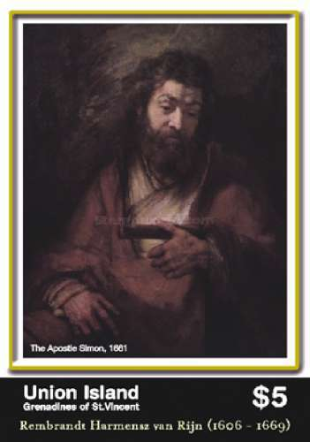 [The 400th Anniversary of the Birth of Rembrandt, type ]
