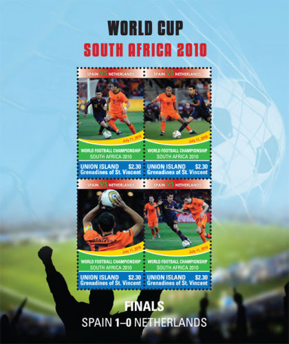 [Football World Cup, South Africa - Spain 1-0 Netherlands, type ]