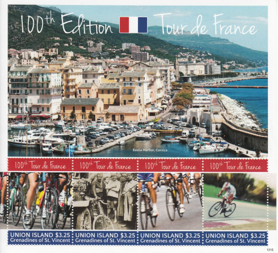 [Cycling - The 100th Anniversary of the Tour de France, type ]
