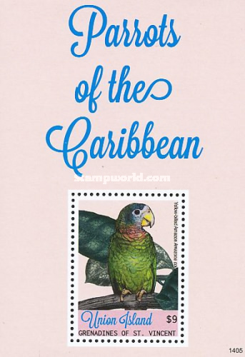 [Parrots of the Caribbean, type ]
