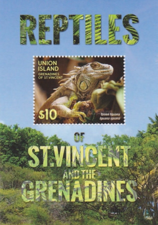 [Reptiles of St. Vincent and the Grenadines, type ]