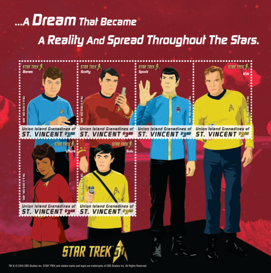 [TV Shows - The 50th Anniversary of Star Trek, type ]