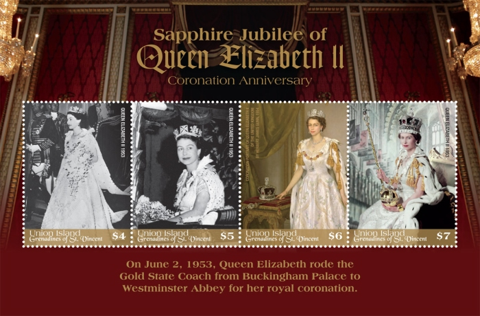 [Th 75th Anniversary (2018) Coronation of Queen Elizabeth II, type ]