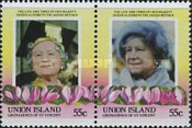 [The 85th Anniversary of the Birth of HRM Queen Elizabeth The Queen Mother, type DW]