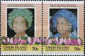 [The 85th Anniversary of the Birth of HRM Queen Elizabeth The Queen Mother, type DY]