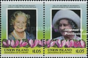 [The 85th Anniversary of the Birth of HRM Queen Elizabeth The Queen Mother, type EA]
