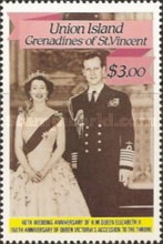 [Royal Wedding Anniversary; The 150th Anniversary of Queen Victoria's Accession to the Throne, type HS]