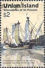 [The 500th Anniversary of the Death of Christopher Columbus, type NL]
