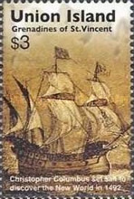 [The 500th Anniversary of the Death of Christopher Columbus, type NM]