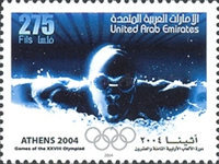 [Olympic Games - Athens, Greece, type ACG]