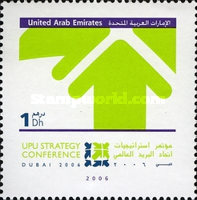 [UPU Strategy Conference, Dubai, type AFC]