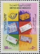 [The 10th Anniversary of General Postal Authority, type RJ]
