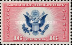 [Great Seal of the United States - New Edition, Typ B]