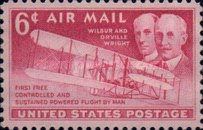 [The 46th Anniversary of the Wright Brothers First Flight, type AA]