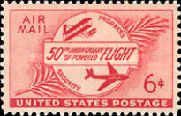 [The 50th Anniversary of Powered Flight, type AC]
