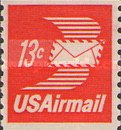 [Winged Airmail Envelope, Typ BB1]
