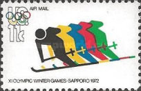 [Winter Olympic Games - Sapporo, Japan, type BF]