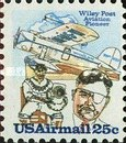 [Aviation Pioneers - Wiley Post, type BQ]