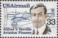[Aviation Pioneers - Alfred V. Verville, Typ CH]