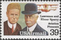 [Aviation Pioneers - Lawrence and Elmer Sperry, Typ CI]