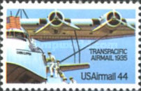 [Transpacific Airmail, Typ CJ]