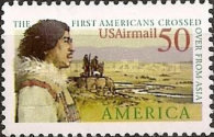 [America PUAS - First Americans Crossed over from Asia, type CY]