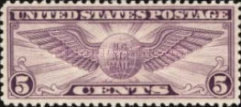 [Winged Globe, type H]