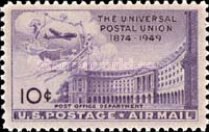 [Universal Postal Union Issue, Typ X]