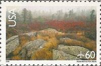 [Landscape - Acadia National Park - Self-Adhesive, Typ XAF]