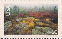 [Landscape - Acadia National Park - Self-Adhesive, Typ XAF1]