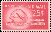 [Universal Postal Union Issue, type Z]