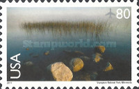 [Landscapes - Voyageurs National Park, Minnesota - Self-Adhesive Stamp, type ZBA]