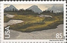 [Landscapes - Self-Adhesive Stamps, type ZCA]