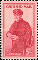 [Letter Carrier, Typ A]