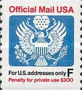 [Penalty Mail Stamps - Coil Stamp, Typ A20]
