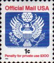 [Penalty Mail Stamps, Typ A24]