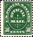 [Official Postal Savings Issue, Typ A4]