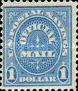 [Official Postal Savings Issue, Typ A5]