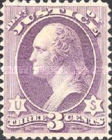 [Department of Justice Issue, Typ D10]