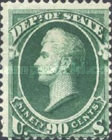 [Department of State Issue, type G10]