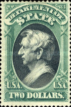 [Department of State Issue, type G11]