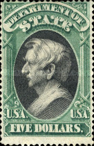 [Department of State Issue, type G12]