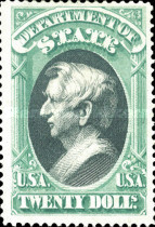 [Department of State Issue, type G14]