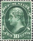 [Department of State Issue, type G5]